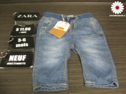 Jeans imparfait