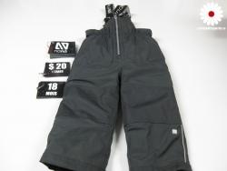 Pantalon de neige gris